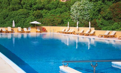 piscine camping chauffée pompe à chaleur
